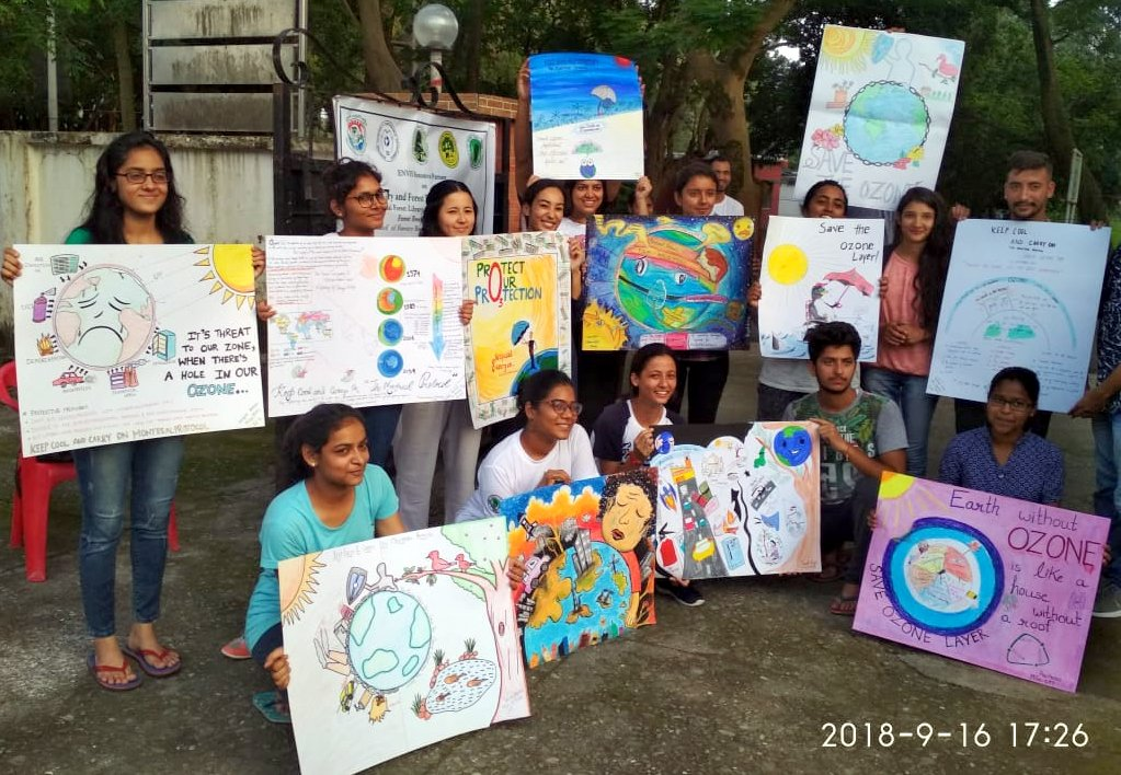 World Ozone Day 2018 Celebration