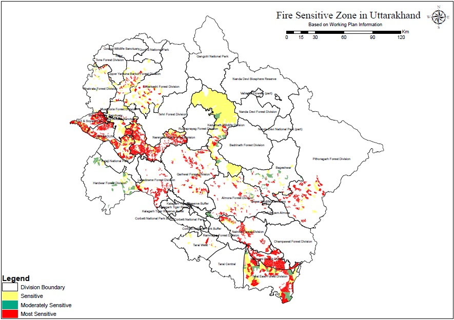 Fire Sensitive Zone